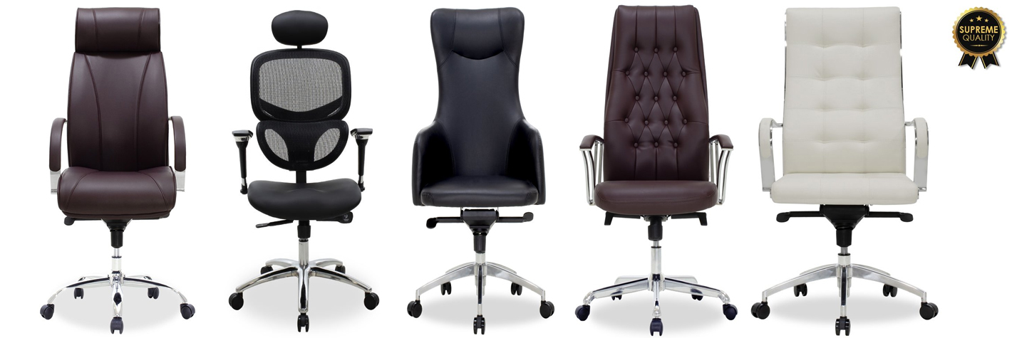 BOSS SUPREME QUALITY CHAIRS