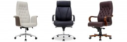 MANAGER OFFICE CHAIRS (9)