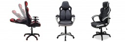 GAMING-BUCKET CHAIRS (2)