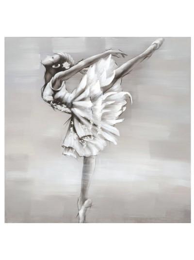Πίνακας 100Χ100 με Χορεύτρια
